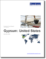 Gypsum: United States - The Freedonia Group - Industry Market Research
