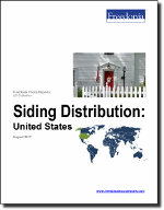 Siding Distribution: United States - The Freedonia Group - Industry Market Research