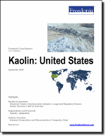 Kaolin: United States - The Freedonia Group - Industry Market Research