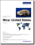 Mica: United States - The Freedonia Group - Industry Market Research
