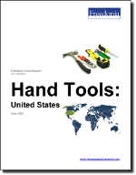 Hand Tools: United States - The Freedonia Group - Industry Market Research