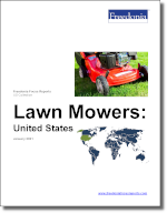 Lawnmowers: United States - The Freedonia Group - Industry Market Research