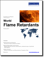 World Flame Retardants - The Freedonia Group - Industry Market Research