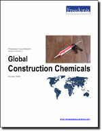Global Construction Chemicals - The Freedonia Group - Industry Market Research