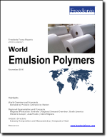 World Emulsion Polymers - The Freedonia Group - Industry Market Research
