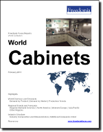 World Cabinets - The Freedonia Group - Industry Market Research