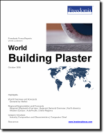World Building Plaster - The Freedonia Group - Industry Market Research