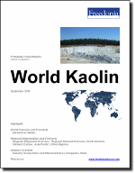 World Kaolin - The Freedonia Group - Industry Market Research