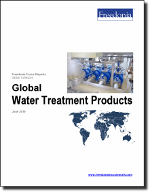 Global Water Treatment Products - The Freedonia Group - Industry Market Research