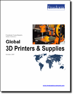 Global 3D Printers & Supplies - The Freedonia Group - Industry Market Research