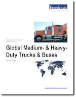 Global Medium- & Heavy-Duty Vehicles - The Freedonia Group - Industry Market Research