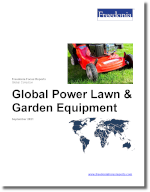 World Power Lawn & Garden Equipment - The Freedonia Group - Industry Market Research