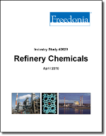 Refinery Chemicals  - The Freedonia Group - Industry Market Research