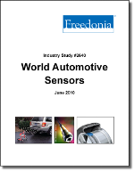World Automotive Sensors  - The Freedonia Group - Industry Market Research