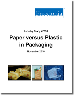 Paper versus Plastics in Packaging  - The Freedonia Group - Industry Market Research