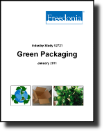 Green Packaging  - The Freedonia Group - Industry Market Research