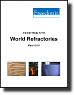 World Refractories  - The Freedonia Group - Industry Market Research