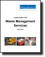 Waste Management & Remediation Services  - The Freedonia Group - Industry Market Research