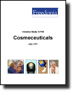 Cosmeceuticals - Demand and Sales Forecasts, Market Share, Market Size, Market Leaders