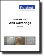 Wall Coverings  - The Freedonia Group - Industry Market Research