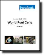 World Fuel Cells  - The Freedonia Group - Industry Market Research