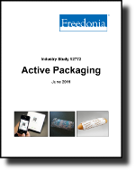 Active & Intelligent Packaging  - The Freedonia Group - Industry Market Research