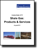 Shale Gas: Products & Services - The Freedonia Group - Industry Market Research