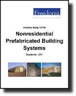 Nonresidential Prefabricated Building Systems  - The Freedonia Group - Industry Market Research