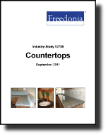 Countertops  - The Freedonia Group - Industry Market Research