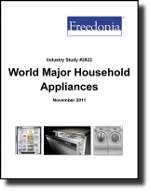 World Major Household Appliances  - The Freedonia Group - Industry Market Research