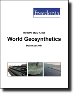 World Geosynthetics  - The Freedonia Group - Industry Market Research