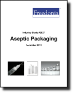 Aseptic Packaging  - The Freedonia Group - Industry Market Research