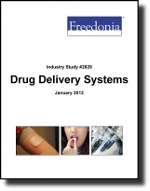 Drug Delivery Products  - The Freedonia Group - Industry Market Research