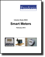 Smart Meters - Demand and Sales Forecasts, Market Share, Market Size, Market Leaders