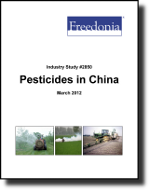 Agricultural Pesticides in China  - The Freedonia Group - Industry Market Research