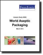 World Aseptic Packaging - Demand and Sales Forecasts, Market Share, Market Size, Market Leaders