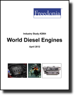 World Diesel Engines  - The Freedonia Group - Industry Market Research