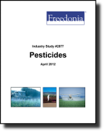 Pesticides  - The Freedonia Group - Industry Market Research