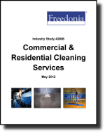 Contract Cleaning Services  - The Freedonia Group - Industry Market Research