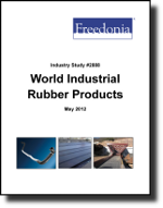 World Industrial Rubber Products  - The Freedonia Group - Industry Market Research