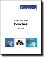 Pouches  - The Freedonia Group - Industry Market Research