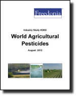 World Agricultural Pesticides  - The Freedonia Group - Industry Market Research
