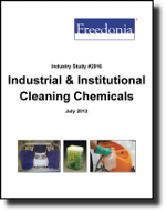Industrial & Institutional (I&I) Cleaning Chemicals  - The Freedonia Group - Industry Market Research