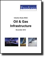 Oil & Gas Infrastructure  - The Freedonia Group - Industry Market Research