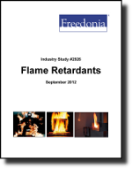 Flame Retardants  - The Freedonia Group - Industry Market Research