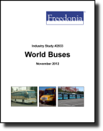 World Buses  - The Freedonia Group - Industry Market Research