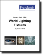 World Lighting Fixtures  - The Freedonia Group - Industry Market Research