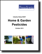 Home & Garden Pesticides  - The Freedonia Group - Industry Market Research