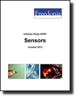 Sensors  - The Freedonia Group - Industry Market Research