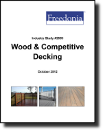 Wood & Competitive Decking  - The Freedonia Group - Industry Market Research